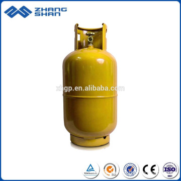 High Performance 15kg Barbecue Cooking LPG Gas Cylinder Bottle with Good Price
