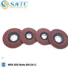 Bom preço de Ziriconia Alumina Radial Flap Disc com alta qualidade