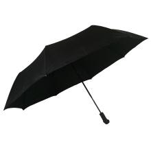 Costo de paraguas plegable personalizado de gran tamaño
