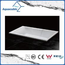 Modern Design Acrylic Drop in Bathtub (AB 022D)
