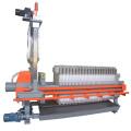 Zhejiang 800 Serie Automatische Membran PP Filterpresse
