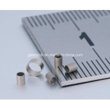 Micro Precision Niobium Pipe Od0.3mm