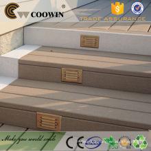 Outdoor Holz heißer Verkauf wpc Holz Fascia Planken
