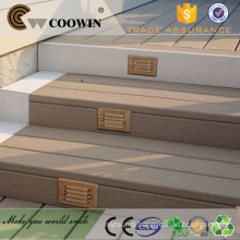 Outdoor Timber hot sale wpc wood fascia planks