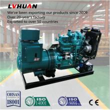 Motor diesel CUMMINS Generador diesel diesel de 30-500 Kw