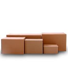Wholesale Packing Paper Box Customized Kraft Packaging Paper Box