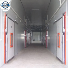 CACR-2 Controlled Atmosphere Cold Storage Room Sell to Uzbekistan