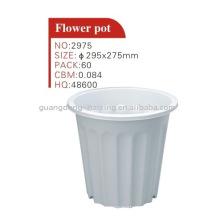 Popular plastic flower pot