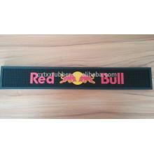 bar drip mat, red bull beer mat, bar drink mats