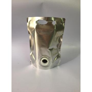 Aluminium Foil Stand Up With Spout