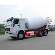 Caminhão do misturador concreto de HOWO 6X4 336HP 10m3
