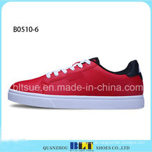 New Style Napa Leder Board Schuhe