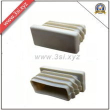 Black Rectangle Rubber Pipe Hole Plugs (YZF-H141)