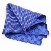 Pañuelo del traje de los hombres del cuadrado de bolsillo del vestido personalizado