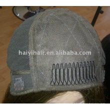 Stretch Cap Jewish Wigs