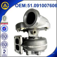Hombre turbocompresor K31 para motor hombre D2866LF25