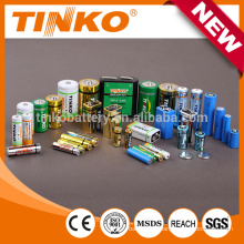 TINKO rechargeable Battery ni-cd size aa industrail package OEM welcomed