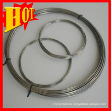 ASTM B863 Gr23 Pure Titanium Wire in Stock