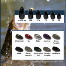 Wholesale Top Grade Fishing Tungsten Flipping Weight