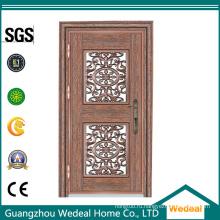 Входные / внешние двери из нержавеющей стали для домов