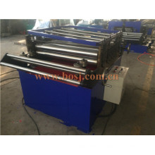 ISO Standard Gondola Supermarket Display Shelf Roll Forming Production Machine Thailand