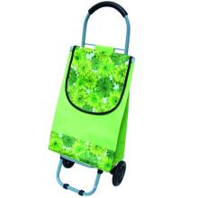 Faltbare Trolley-Einkaufstasche aus robustem Gemüse