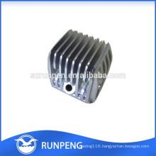 Aluminium High Precision Die Casting Small Machine Radiator