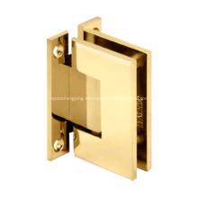 Bisagra estándar para ducha con placa trasera de montaje en pared H