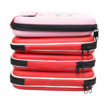 Manufacturer eva box with handle first aid kit bags approved by ROHS/ISO first aid survival set with medical supplies