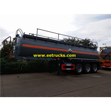 19cbm 20MT Dilute Sulfuric Acid Trailer Tanks