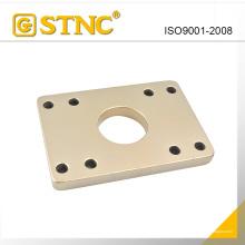 Cilindro neumático instalación de accesorios