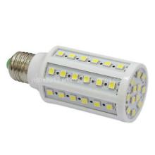 Dimmable 360deg E27 60 5050SMD 9W LED Ampoule à maïs Éclairage de l'hôtel