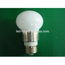 China manufacture lighting led bulbs lamp 3W E27 100V-240V AC with high lumen