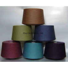 Factory Supplier Whosale Recycled Polyester Ring Spun Yarn