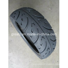 Tubeless Motorcycle Tyre with ISO Approved 130/60-13
