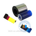 Datacard pvc card print 535000-003 ruban pour imprimante couleur carte d'identité