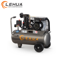 Compressor de ar da correia do cilindro de 1hp 30l