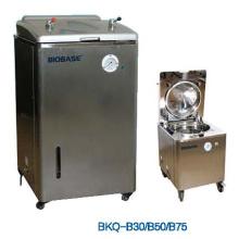Biobase Vertical Autoclave de vapor a presión con acero inoxidable