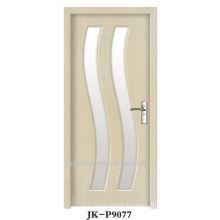 Nigeria Popular PVC Glass Door