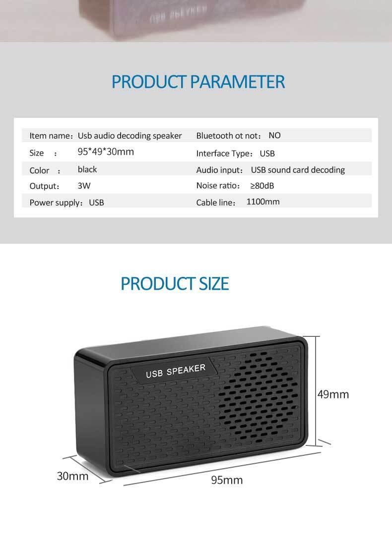 usb speaker 5007_09