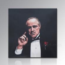 Handgemachte berühmte Porträtmalerei