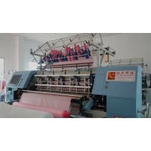 Machine de courtepointe multi-aiguille de point de serrure de Yuxing, machine à piquer de robe de mode, tissu de coton Quilter Chine