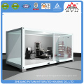 ISO,CE certificated luxury prefabricated container office house in china