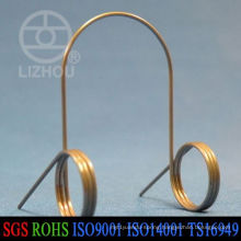 Double Coil Torsion Springl for Motorcycle
