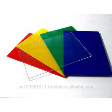 Vietnam advertising materials Solid Polystyrene sheet