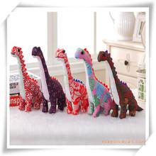 Juguetes de dinosaurio Farbric de algodón en estilo China-Wind para regalo de promoción