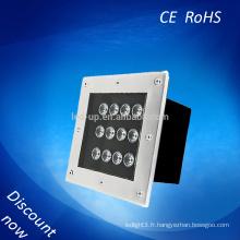 High Power ip67 rectangle extérieur Edison light up LED Underground Light