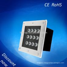 High power ip67 rectangle outdoor Edison light up LED Underground Light