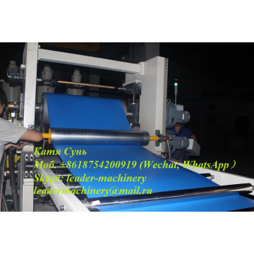 PP PE Thick Board Extrusion Line, Thick Sheets Extrusion Machinery