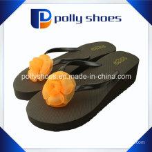 High Heel Cheap Girls Branded Flip Flops